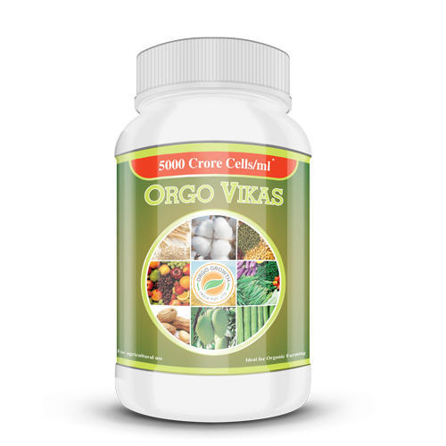 Orgogrowth Pgpr Bio NPK Bio Fertilizer, Pack Size: 200 Litres, Agriculture