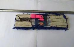 Sunrise Blue Static Dry Mop, Size: 18 Inch