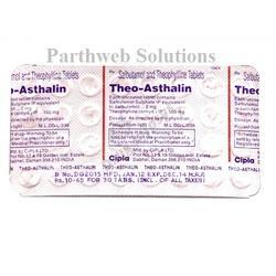 Theo Asthalin Tablets