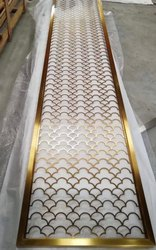 SDS Stainless Steel PVD Screen