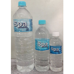 Packaged Spa Water Bottle
