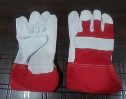 Split Canadian Leather Hand Gloves