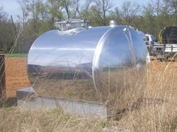 Aluminum Storage Tanks