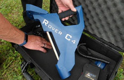Rover C4 Metal Detector