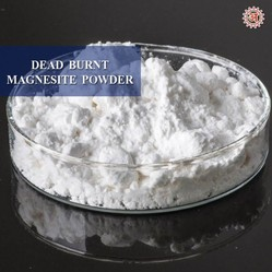 Dead Burnt Magnesite Powder