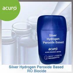 Silver Hydrogen Peroxide Based RO Biocide