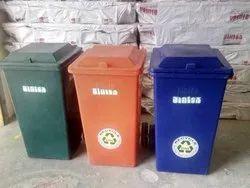 Sintex Plastic Dust Bin 240 ltr GBRW 24-01 Roto mold