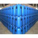Hm Hdpe Blue Drum, Capacity: 200 Litre