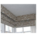 Cloth Window Roman Blind, Thickness: 1-10 Mm