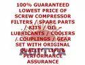Semi Synthetic Screw Compressor Oil