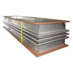 Rectangular Metallic Expansion Joint