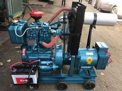 Generator Engine Set, 220/440 Volts