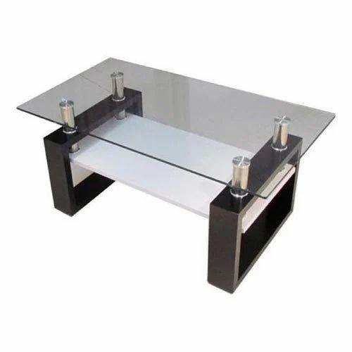 Center Table At Rs 18500 Piece कांच की सेंटर मेज़
