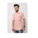 Men Casual Wear Cotton Shirts, Size: 38, 40
