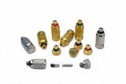 misting nozzles and fittings