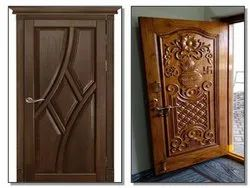 Wood Manufacturing Firm Door designing in 3D, in Ahmedabad, Up To 100 Mm