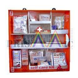 Acrylic Prismic Industrial First Aid Kit