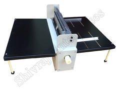 Half Cut/ Creasing/Perforation Machine