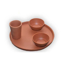 Earthen Dinner Set
