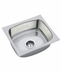 Jedrek Silver Stainless Steel Sink