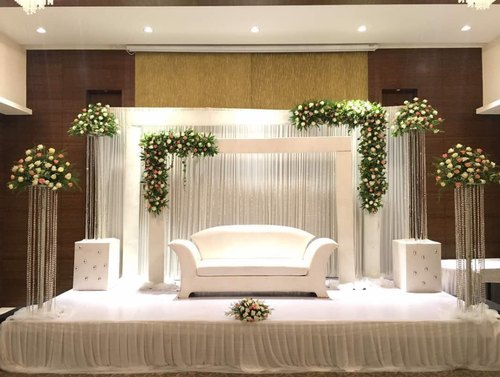 Wedding Stage Decorations Wholesale Trader from Ernakulam