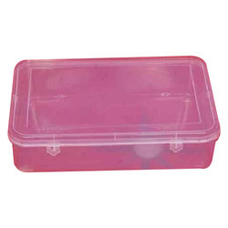 Plain Plastic Storage Box