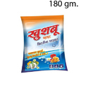 Khushboo 180 G Detergent Powder, 180 G And