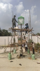 Clock Renovation Services
