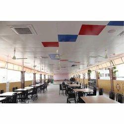 Mantro Aluminum Perforated False Ceiling