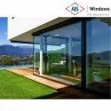 AIS Elite Series Aluminium Glass to Glass Window
