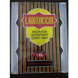 Laxmicem Decorative Waterproof Cement Paint