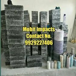 Mohit impacts Round Howlite & Synthetic Beads, Size: Every