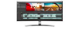 34 Curved 219 Ultrawide Monitor