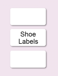 Footwear Label