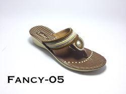 Designer Ladies PU Casual Footwear