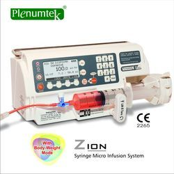 Multi Mode Syringe Pump-Zion