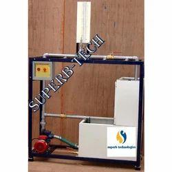 Fluid Machinery Lab Equipment