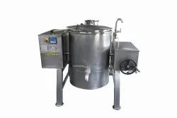 Commercial Induction Rice Tilting Pan