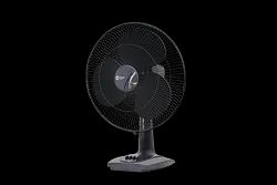 Blue 58 Watts Orient Electric Desk-26 Trendz 400mm Table Fan (Slate Grey)