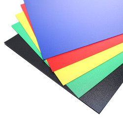 PP / Plastic Binding Sheets