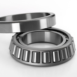 Round Stainless Steel Tapered Roller Bearing, 10-30 Mm