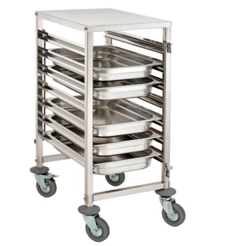 Kitchen Tray Trolleys
