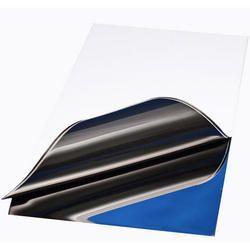 Stainless Steel Blue Mirror Finish Sheet