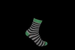 VP Oswal Striped Men Woolen Socks