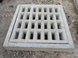 Square RCC Manhole Cover