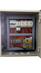 CONTROL PANEL FOR HYDRAULIC PRESS
