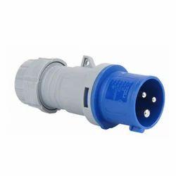 Industrial Male Plug