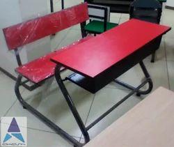 S Type Desk Bench