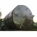 Vertical Cylindrical Storage Tank