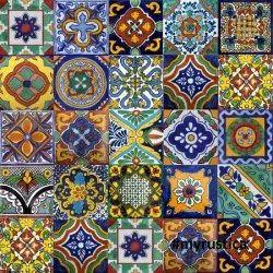 Hand Print Wall Tiles